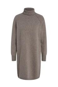 74261 tricot jurk raglan mouw