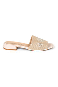 Sandal Med Strass