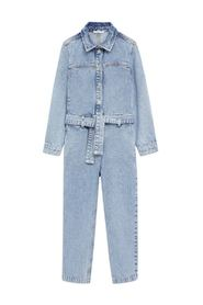 Lang denim jumpsuit