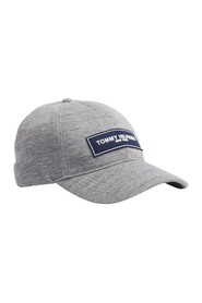 TOMMY HILFIGER AM0AM04312 TAILORED CAP HAT Men MID GREY