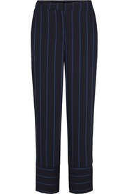 melina trousers navy just female