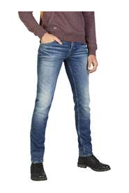 PME Legend Skyhawk new mid stone nms Skinny & Slim fit Grijs