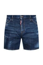Dan Commando Short denim shorts