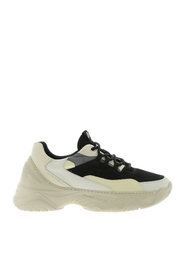sneaker suede LOW SHUTTLE ORION OFF WHITE 3892732