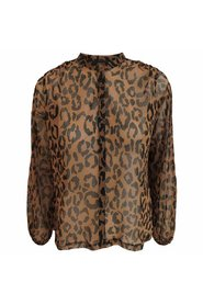 Bluse, Brooke All Over Print
