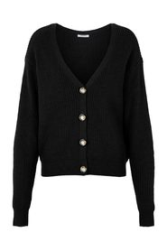 DROPPED SHOULDERS CARDIGAN