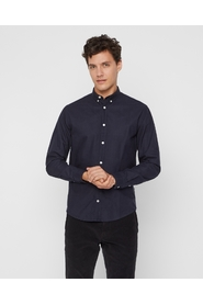 Johan Oxford long-sleeved shirt