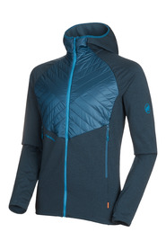 Aconcagua Light Hybrid ML Hooded Jacket Men