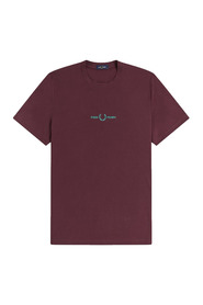 Authentic Small Embroidered Logo T-shirt