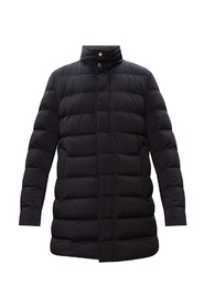 Bornes quilted down jacket