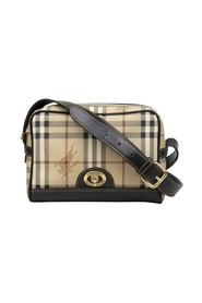 London Haymarket Check Crossbody Bag