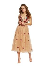 tiulowa sukienka Victoria