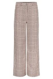 Nancy Plaids Bukse