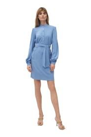 sukienka na stójce