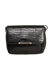 Chapelain croco effect leather bag