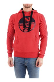 NORTH SAILS 691354 Sweat Men RED