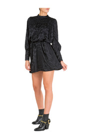 short mini dress long sleeve
