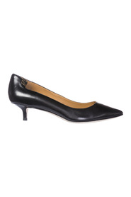 women's leather pumps court shoes high heel elizabeth