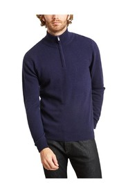 Blaise pullover with high collar