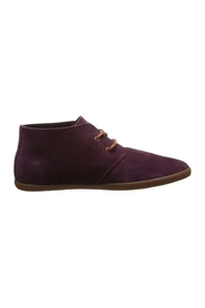 Roots Unlined Suede shoes