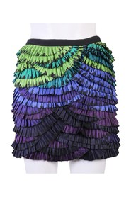 Ruffles Mini Skirt -Pre Owned Condition Very Good