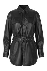 Paso belted shirt