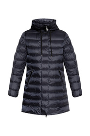 Gnosia hooded down jacket