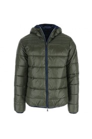 QUILTED AND REVERSIBLE JACKET