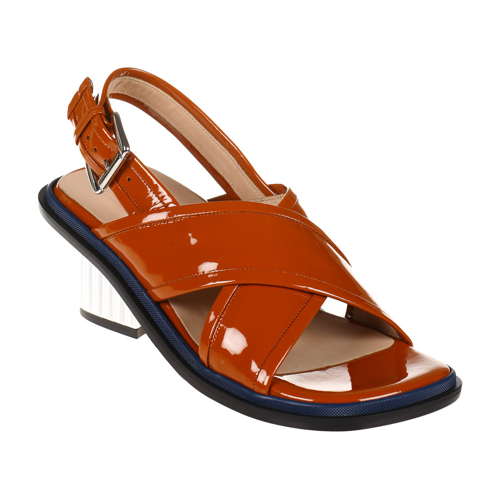 as in the picture SANDALO INCROCIATO | Plan C | High Heel Sandals | Women's shoes
