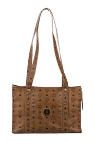 Visetos Leather Tote Bag