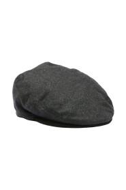 Dark Gray Wool Cap