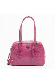 Crocodile Bauletto Bag
