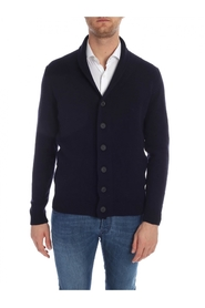 wool and cashmere cardigan PATTE MID