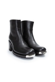 Boots Justy 7 Metal Back Zip