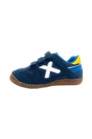 Scarpe sneaker con strap Mini Goal Z21MU03