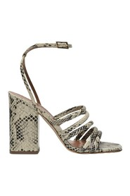 Carla Sandals Printed Leather
