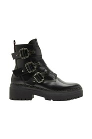 Fae Buckle Boots - 21032700-10L