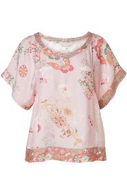 Rosa Odd Molly Paradise Groove bluse med print