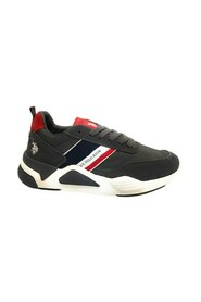Sneakers running mod. Dave in suede/ nylon U20UP26