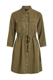 OBJJANA SHIRT DRESS PB7