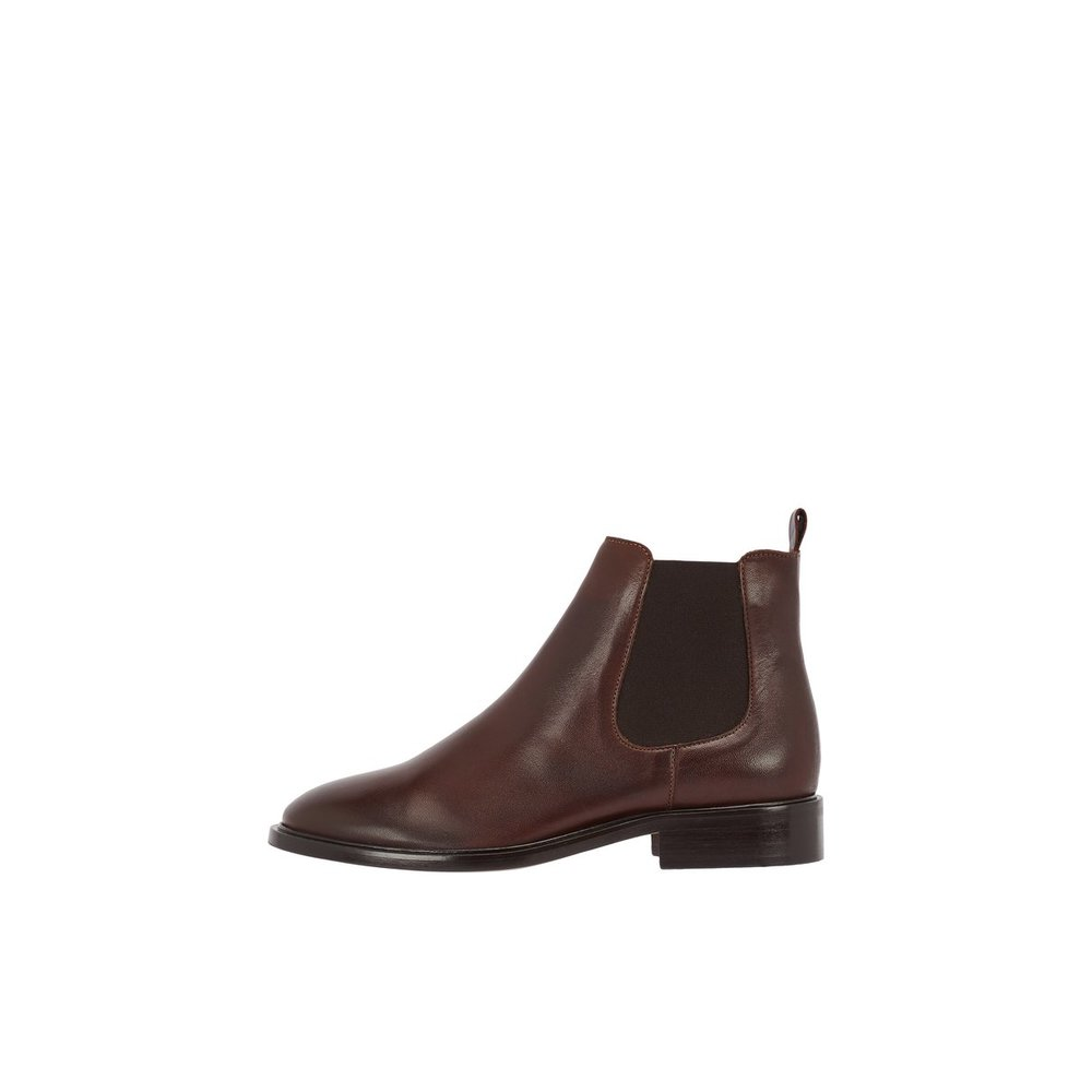 Boots Leather Chelsea