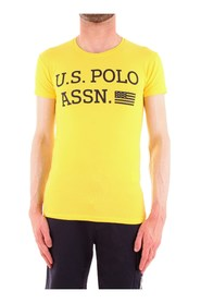 U.S. POLO ASSN. 51984-47282 T-SHIRT Men YELLOW