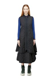 CH2 Cloud Quilted Gilet Dress
