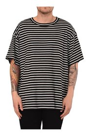 OVERSIZED STRIPED T-SHIRT