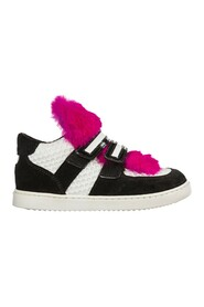 girls shoes baby child suede leather sneakers