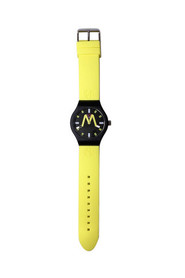Panama - Waterproof silicone and steel watch