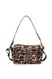 Leopard Nunoo Ellie Hair-on Leo Bag