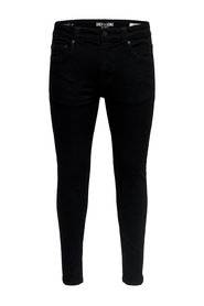 Slim fit jeans Warp black