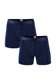 Boxers 2-pack Solid