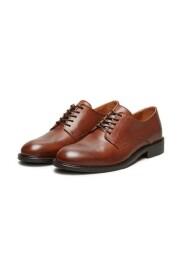 Skórzane buty Baxter Derby